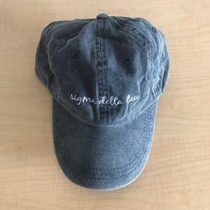 Grey SDT Hat